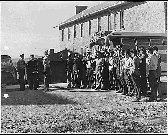 First 29 Navajo U.S. Marine Corps