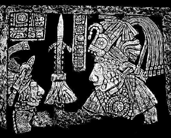 Tlaloc glyph